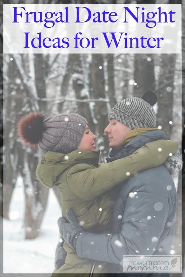 Frugal Date Night Ideas for Cold Weather